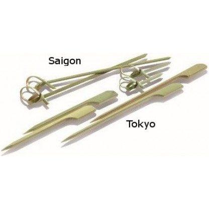 Bilde av Tokyo og Saigon Bambus Sticks - Resirkulerte produkter som er miljøvennlige - Engangstallerken - Engangsbestikk - Greenway Norge