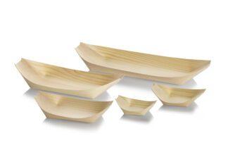 Trespon og bambus